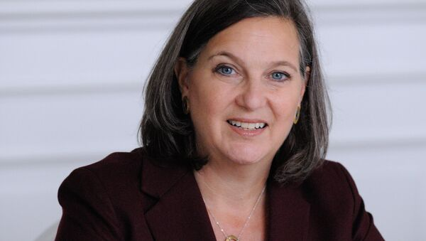 US Assistant Secretary of State for European and Eurasian Affairs Victoria Nuland confirmed Tuesday that if the Minsk agreements are fully implemented, the United States could lift a number of sanctions against Russia. - Sputnik Italia