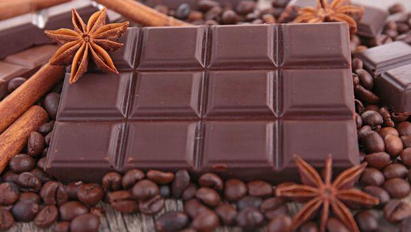 Una tavoletta di cioccolato, anche qui largo al Made in Russia? - Sputnik Italia