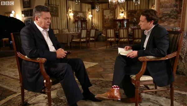 Viktor Yanukovych - Sputnik Italia