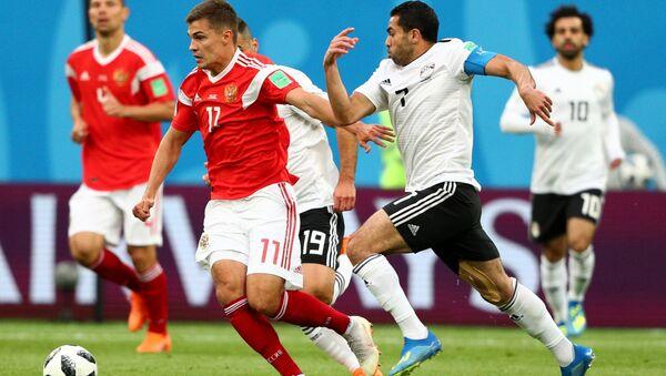 Russia-Egitto, Mondiali 2018 - Sputnik Italia