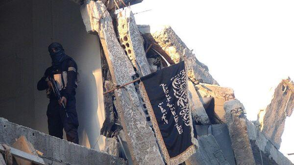 Jabhat al-Nusra fighter (File) - Sputnik Italia