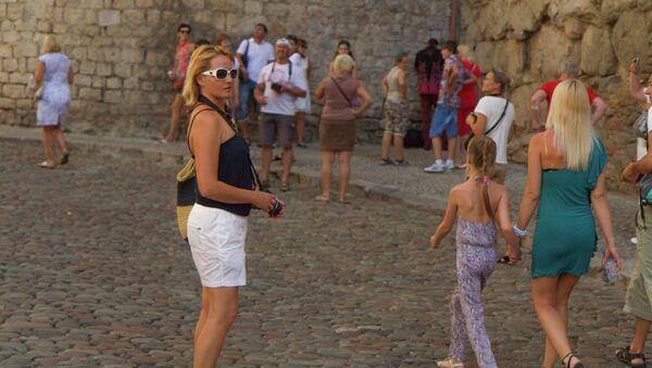 Russian tourists - Sputnik Italia