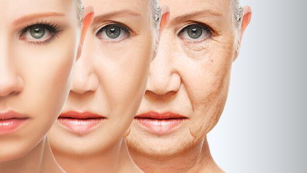 Invecchiamento della pelle - Sputnik Italia