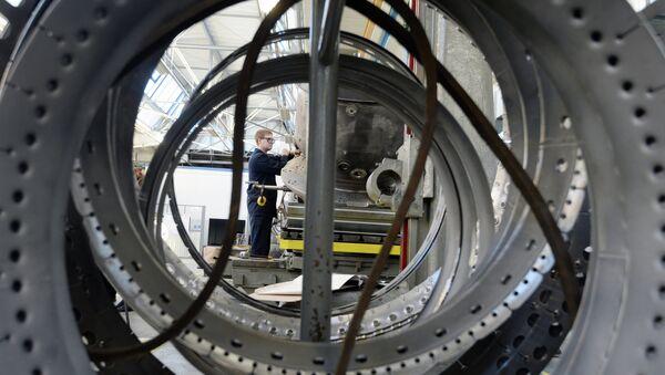 turbine a gas - Sputnik Italia