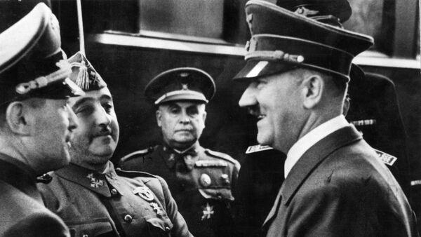 Generalissimo Francisco Franco - Sputnik Italia