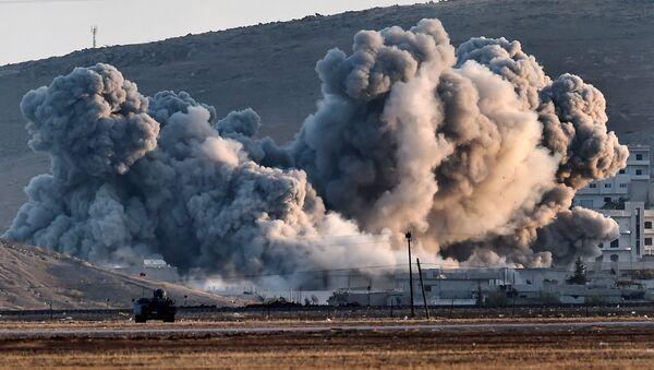 La città di Kobane in Siria - Sputnik Italia