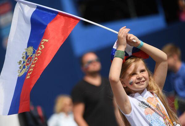 Mondiali 2018 o Olimpiadi di Mosca '80? 10 foto quasi identiche - Sputnik Italia