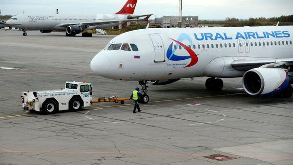 Ural Airlines - Sputnik Italia
