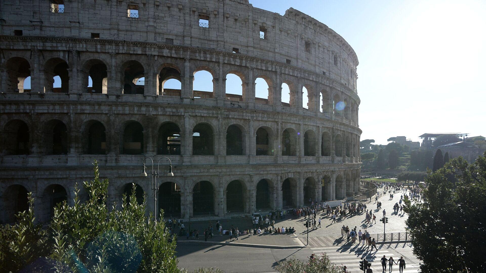 Colosseo, Roma - Sputnik Italia, 1920, 24.05.2021