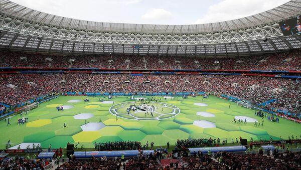 Lo stadio Luzhniki di Mosca - Sputnik Italia