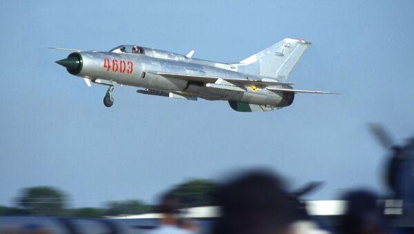 The MiG-21 supersonic jet fighter - Sputnik Italia