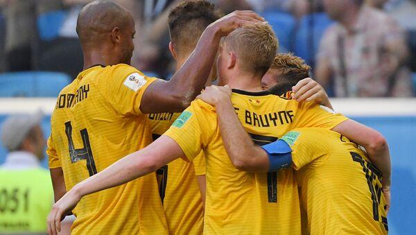 Mondiali 2018, Belgio-Inghilterra - Sputnik Italia