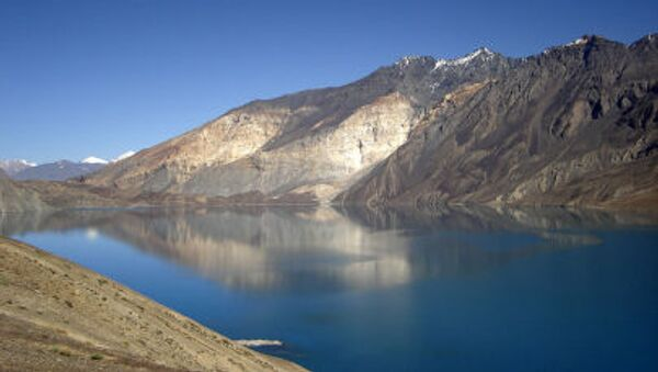 Lago Sarez - Sputnik Italia