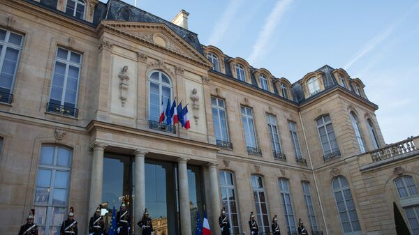 Il palazzo di Eliseo, Parigi - Sputnik Italia