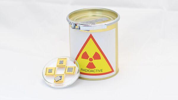 Una batteria nucleare - Sputnik Italia