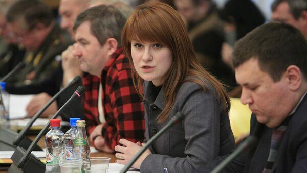 Attivista russa Maria Butina - Sputnik Italia