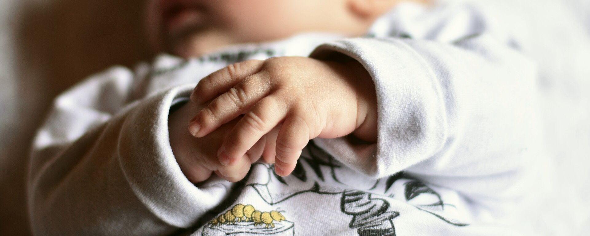 Bambino neonato - Sputnik Italia, 1920, 20.04.2021