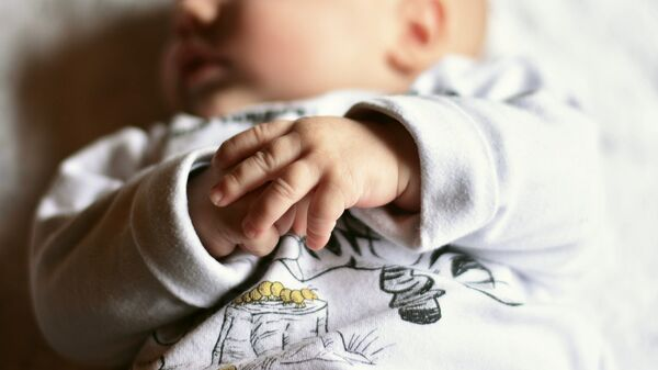 Bambino neonato - Sputnik Italia
