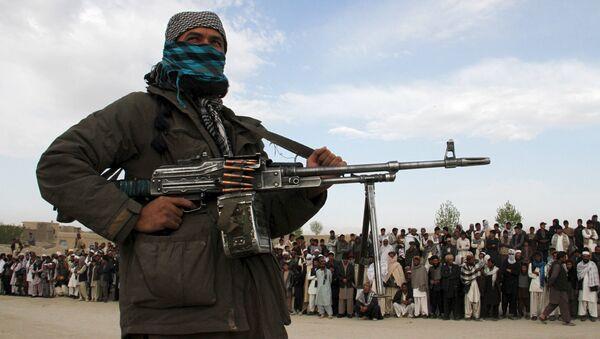 A member of the Taliban insurgent - Sputnik Italia