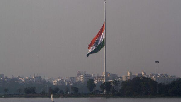 Indian national flag - Sputnik Italia