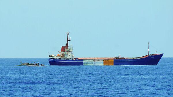Израильские военные приближаются к седьмому кораблю флотилии - Sputnik Italia