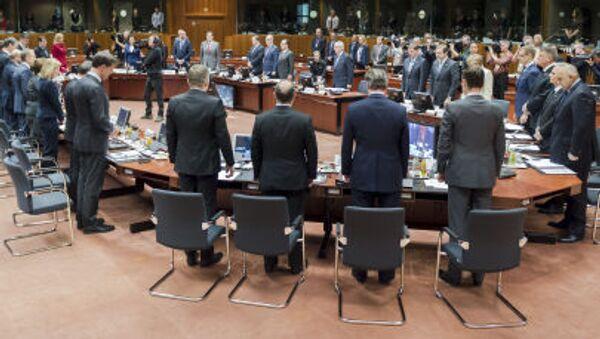Al summit UE - Sputnik Italia