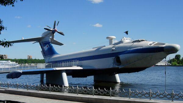 L'ekranoplano A-90 Orlyonok (Eaglet) - Sputnik Italia