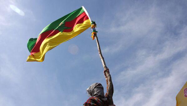 La bandiera del PKK - Sputnik Italia
