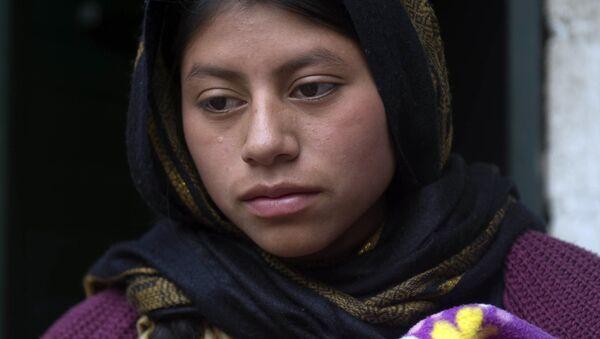 Una mujer musulmana de Chiapas - Sputnik Italia