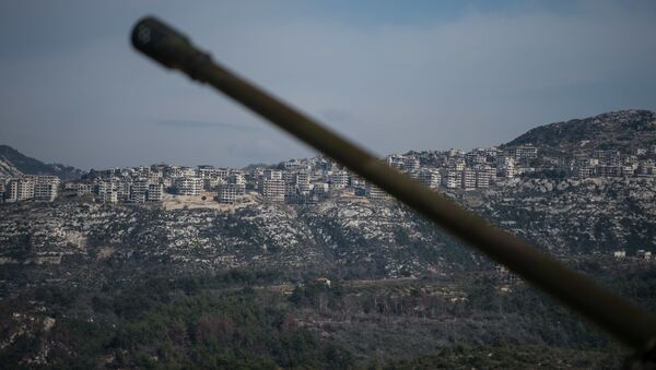 Idlib, Siria - Sputnik Italia