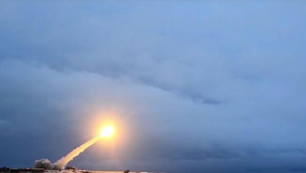 Il missile da crociera con vettore nucleare Burevestnik - Sputnik Italia
