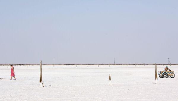 Lago salato - Sputnik Italia