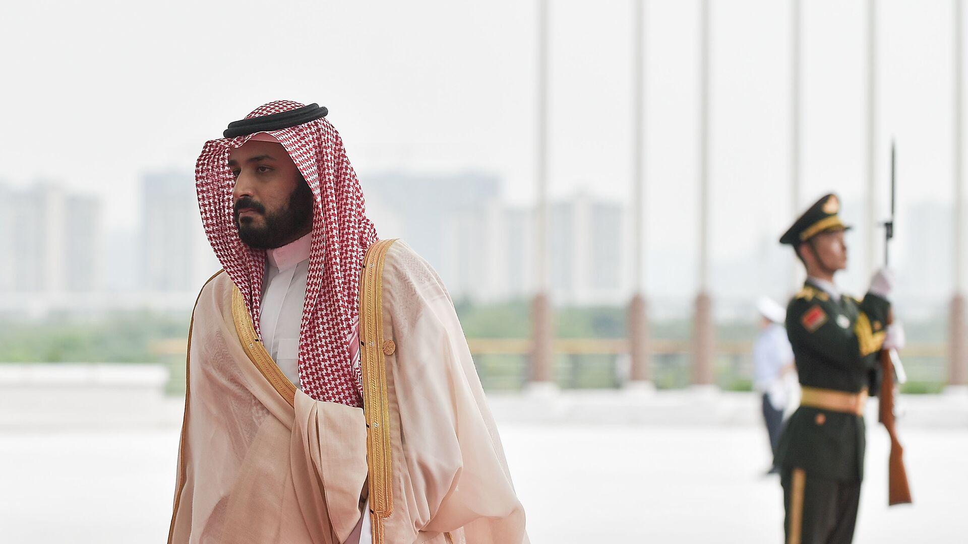 Mohammed bin Salman - Sputnik Italia, 1920, 25.02.2021