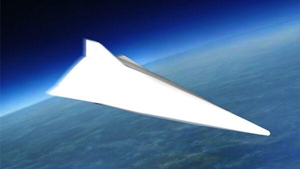 Uno dei prototipi cinesi di velivoli ipersonici - Sputnik Italia