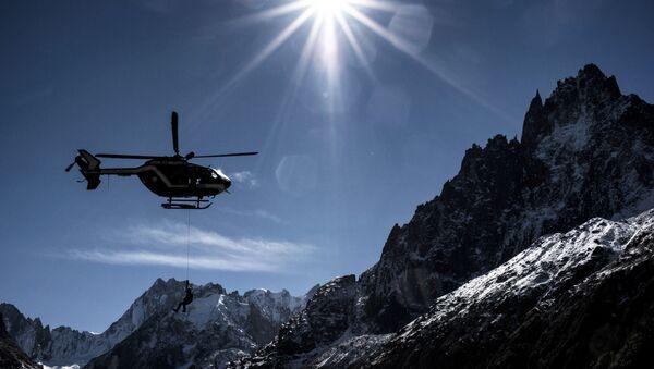 Monte Bianco - Sputnik Italia