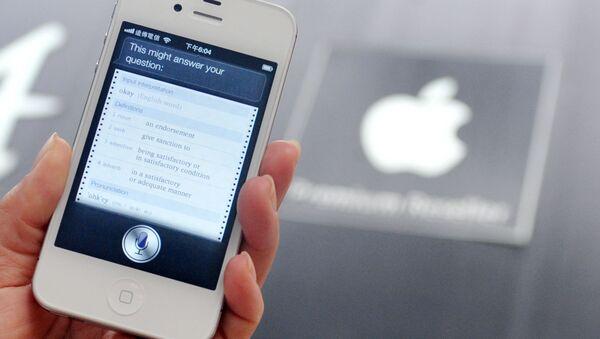 Iphone, Siri - Sputnik Italia