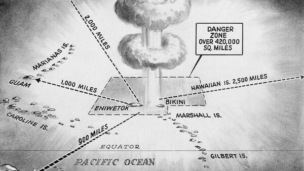 la prima bomba all'idrogeno - Sputnik Italia