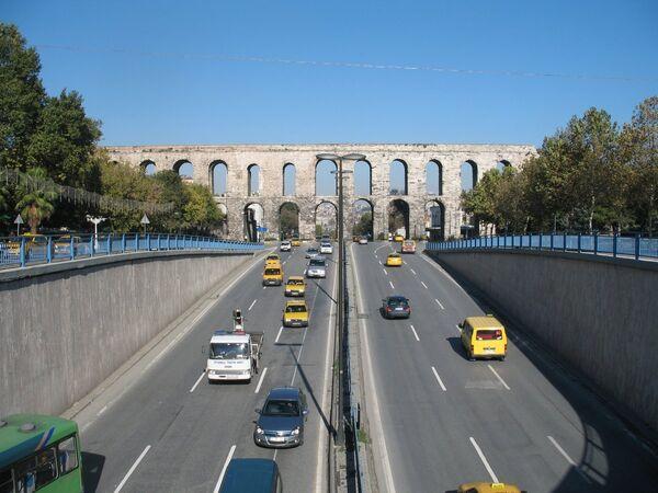 L'acquedotto di Valente nell'antica Costantinopoli - Sputnik Italia