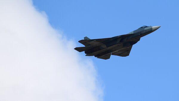 Su-57 multipurpose jet fighter - Sputnik Italia