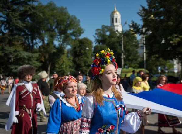 La giornata del tricolore (russo) - Sputnik Italia