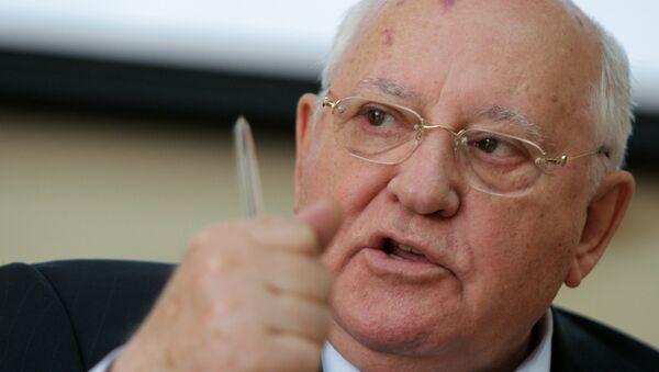 Mikhail Gorbaciov, politico sovietico, l'unico presidente dell'URSS - Sputnik Italia