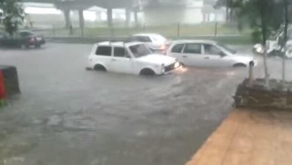 Alluvione a Sochi - Sputnik Italia