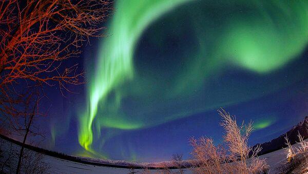 Aurora polare: uno spettacolo fantastico - Sputnik Italia