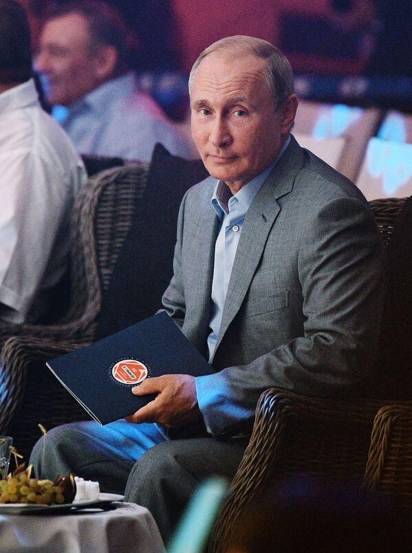 Putin sul ring - Sputnik Italia