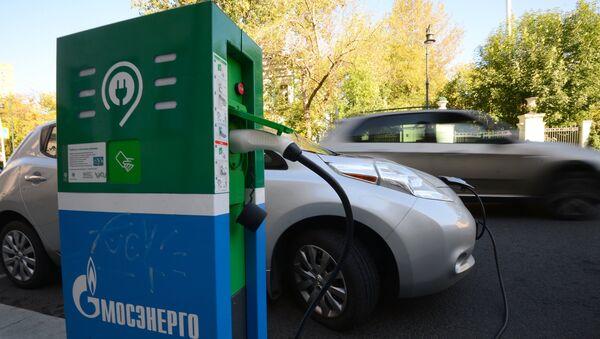 Auto elettrica - Sputnik Italia