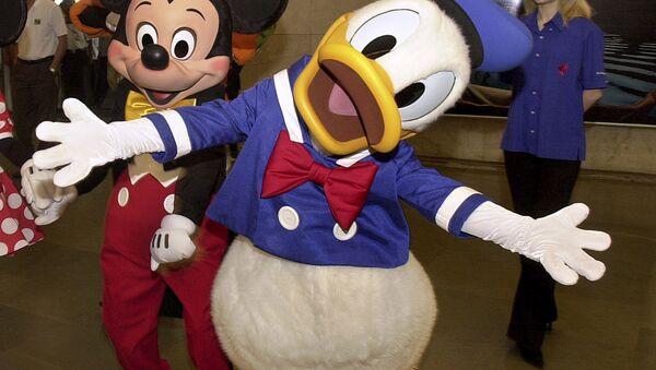 Mickey Mouse e Donald Duck - Sputnik Italia