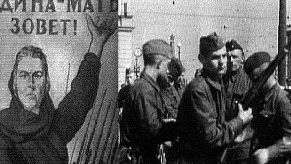 22 giugno, l'inizio della Grande Guerra Patriottica - Sputnik Italia
