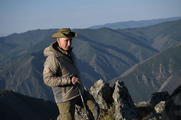Le vacanze di Vladimir Putin - Sputnik Italia