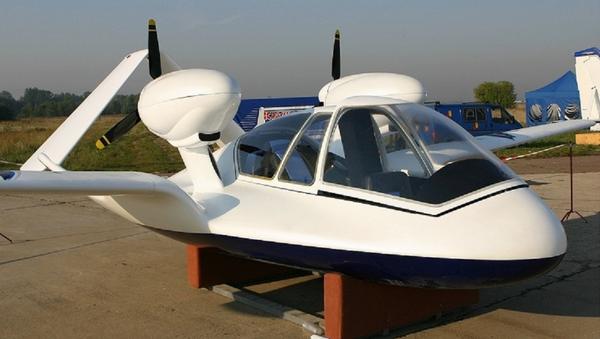 Un drone anfibio russo dotato di motore ibrido - Sputnik Italia