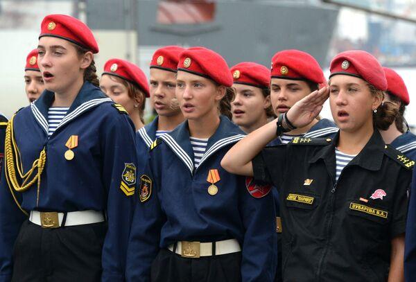 Le donne soldato russe - Sputnik Italia